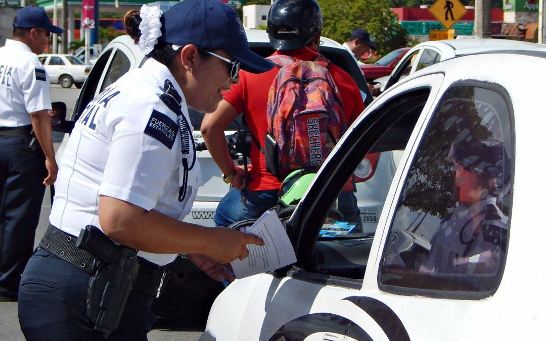 """Inicia Policía de Tránsito """"Operativo Invierno Seguro 2017"""""""