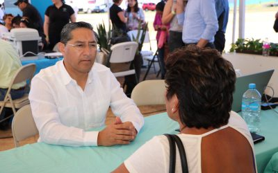 La SEFIPLAN resuelve las necesidades de los contribuyentes en Platícale al Gobernador desde Isla Mujeres