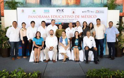 Entre todos podemos mejorar la calidad de la educación: SEQ