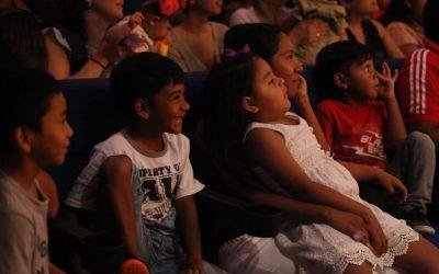 Se presenta obra infantil a beneficio del DIF Quintana Roo