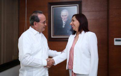 ((VIDEO)) Asume la titularidad de la Secretaría de Educación la Maestra Ana Isabel Vásquez Jiménez
