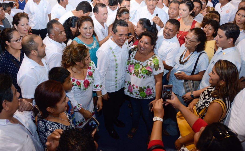 Zonas arqueológicas de Quintana Roo atraen a 277 mil 267 visitantes, en temporada decembrina: Carlos Joaquín