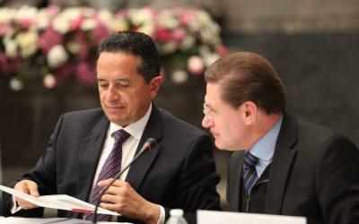 Promover la igualdad de género y la seguridad de defensores de derechos humanos, compromiso de mi administración: Carlos Joaquín
