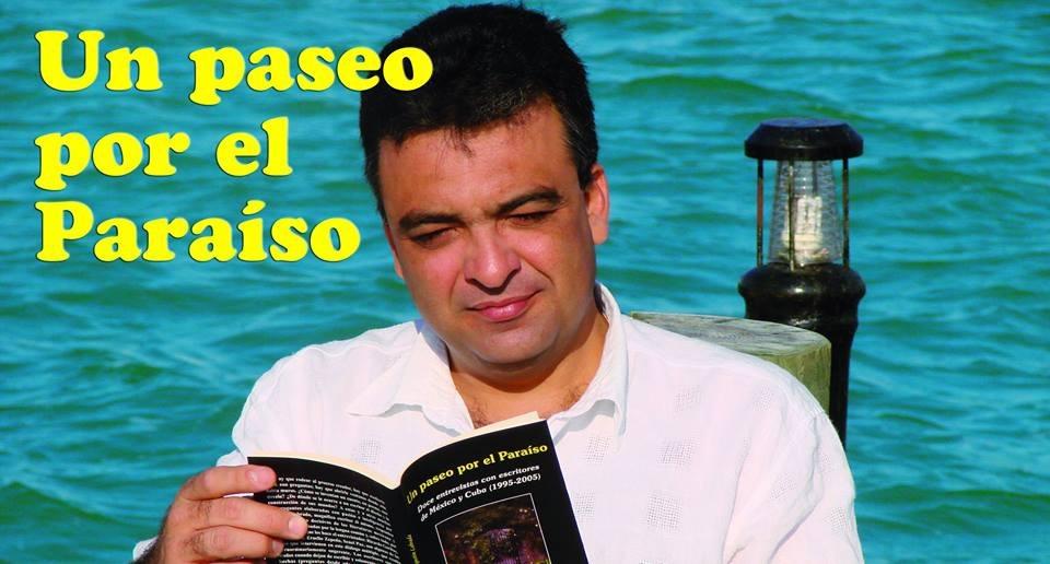 """""""Un paseo por el Paraíso"""": libro de Agustín Labrada al alcance de los lectores"""