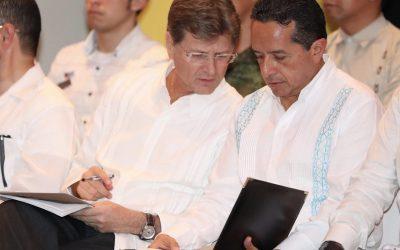 La protección de mujeres y niñas es un tema de alta prioridad para este gobierno: Carlos Joaquín