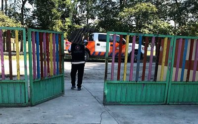 COEPROC supervisa planteles educativos por daños ocasionados por sismo de Centroamérica