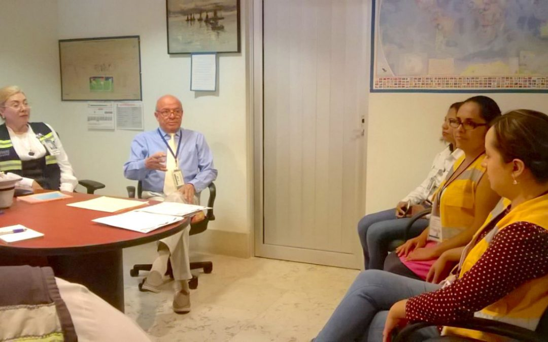 Quintana Roo con acciones efectivas de vigilancia epidemiológica a través del área de Sanidad Internacional