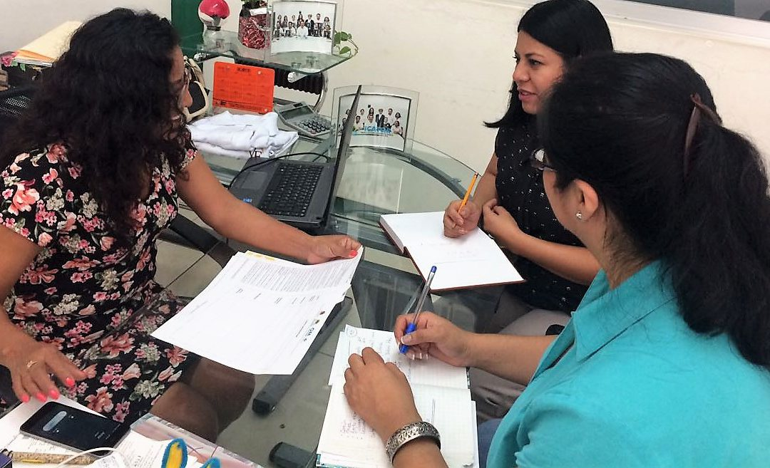 """La Dirección de Profesionalización, inicia gira para dar a conocer el programa """"Profesionalización del Gobierno del Estado"""""""