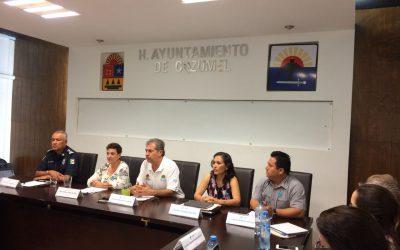 Sesiona el Comité Municipal de Bienestar Animal en Cozumel