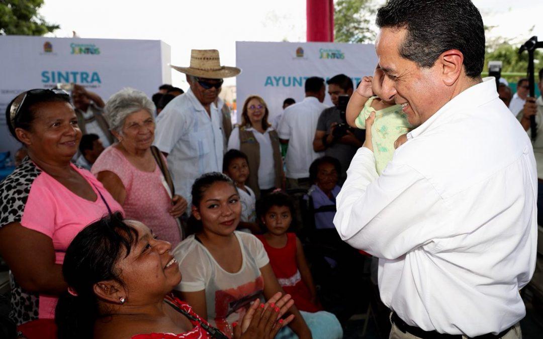 Nuestro desafío es muy claro: disminuir la desigualdad: Carlos Joaquín