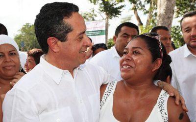 Fomento al empleo para las mujeres: Carlos Joaquín