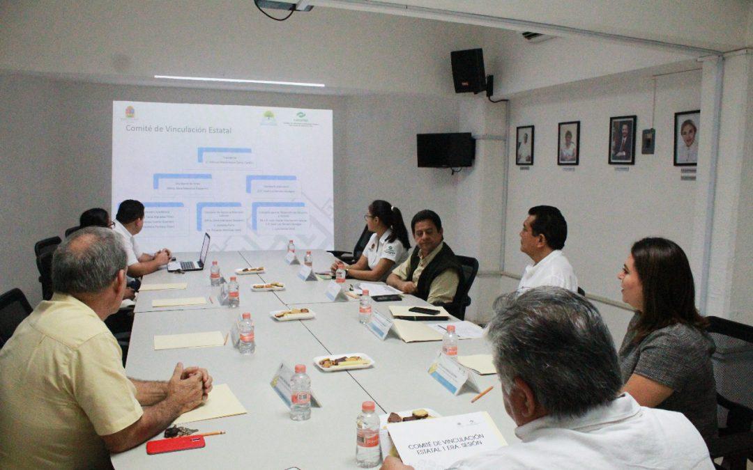 El Comité de Vinculación del CONALEP trabaja bajo las acciones del Plan Estatal de Desarrollo 2016-2022