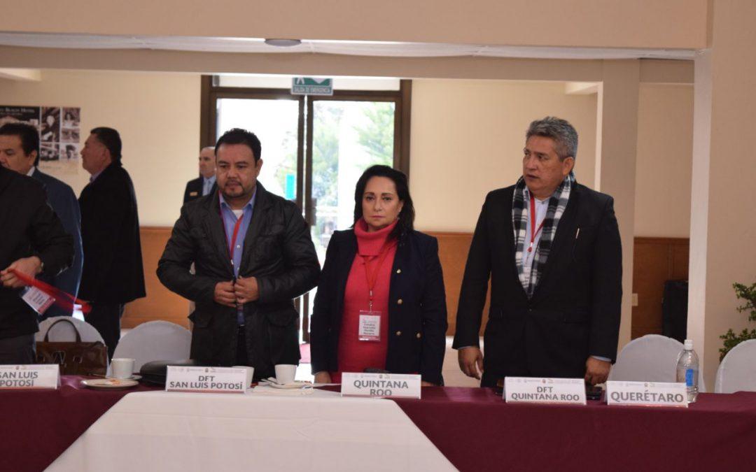 Clausuran trabajos de la Primera Sesión Ordinaria 2018 de la CONASETRA