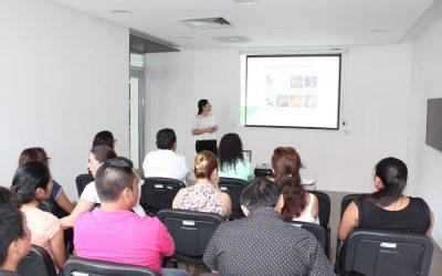 Continúa el Centro de Competitividad de Quintana Roo dando resultados en materia de capacitación