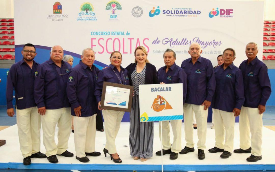 Fomentar la integración y participación de nuestros adultos mayores es un compromiso: Gaby Rejón de Joaquín