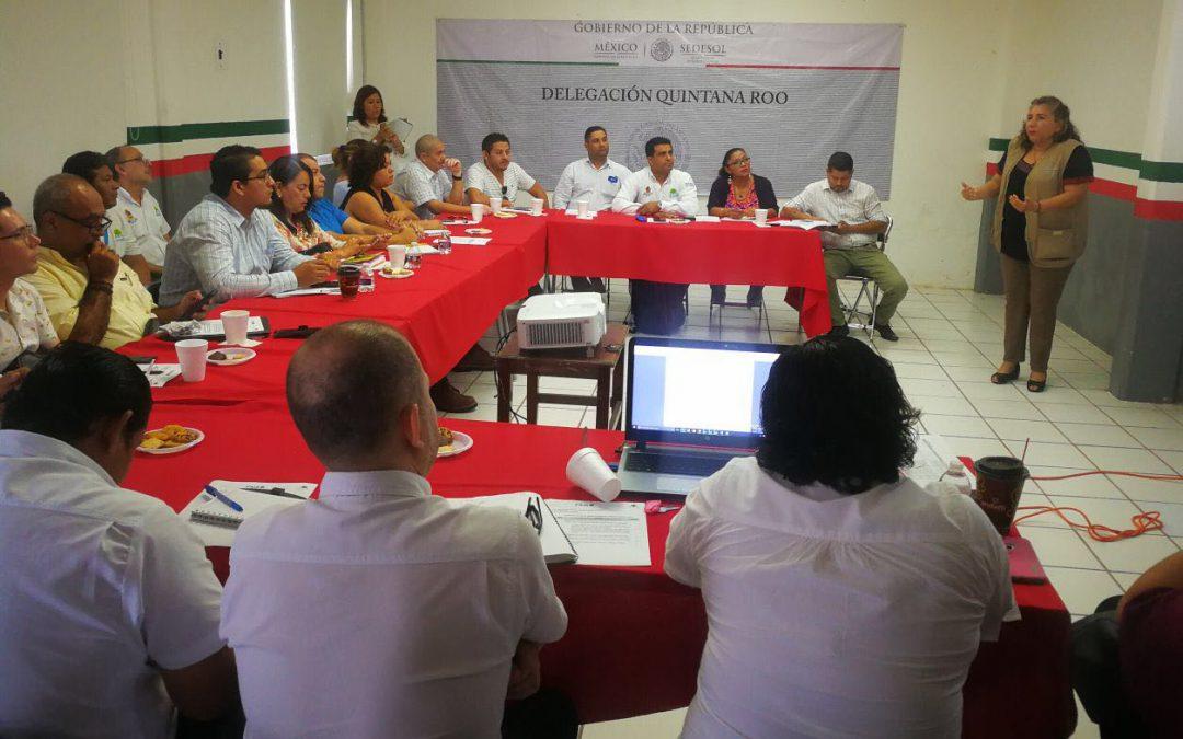 Imparten capacitación para aplicar recursos del Fondo de Aportaciones para la Infraestructura Social