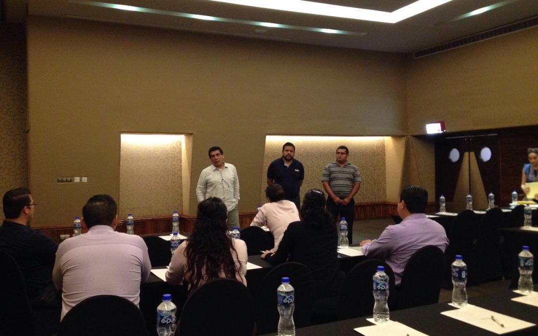 El ICATQR evalúa los niveles de los trabajadores del hotel Barceló