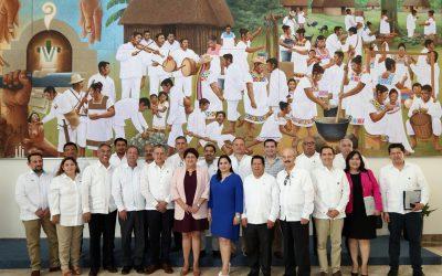 Quintana Roo por conducto del Instituto Geográfico y Catastral asume la Presidencia del Instituto Mexicano del Catastro