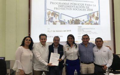 Firma el IAPQROO convenio de colaboración con la Junta de Asistencia Social Privada del Estado de Quintana Roo (JASP)