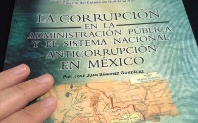 Libro editado por el IAPQROO llegará a España