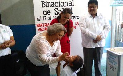 La SESA con cobertura total de vacunación en los municipios de Othón P. Blanco y Bacalar