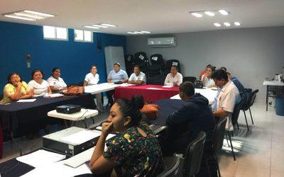 Un total de 75 profesionistas de la salud iniciaron su servicio social en unidades médicas de la SESA adscritas a la Jurisdicción Sanitaria 1