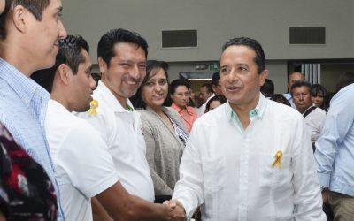 Bécate apoyará, en 2018,  a 2 mil personas para tener empleo: Carlos Joaquín