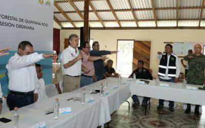 166.7 millones de pesos para impulsar sector forestal de Quintana Roo