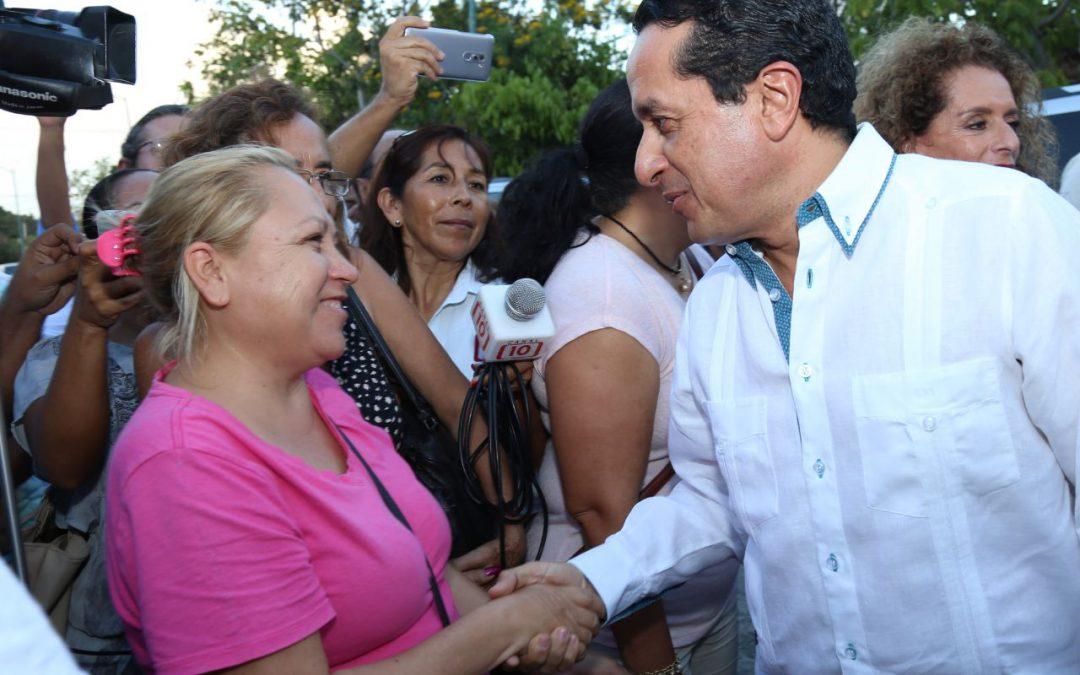 ((FOTOS)) La Cruz Roja fortalece nuestro compromiso de corregir el rumbo de Quintana Roo: Carlos Joaquín