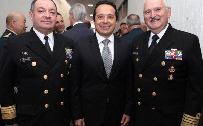 Una nación unida siempre será fuerte: Carlos Joaquín