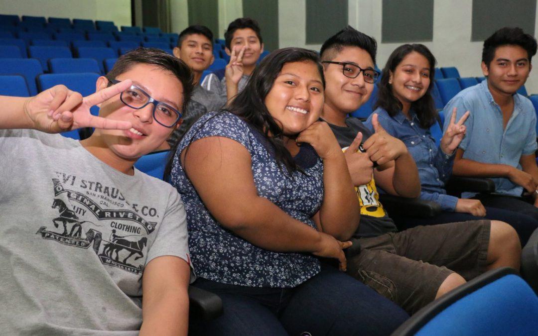 """Fueron 100 jóvenes seleccionados para el programa de empleo temporal """"Vinculación Escuela-Trabajo Joven"""""""