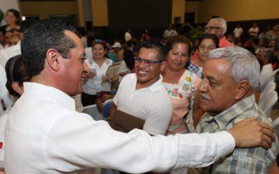 Habrá más certificaciones de competencia laboral para que la gente tenga mejores empleos: Carlos Joaquín