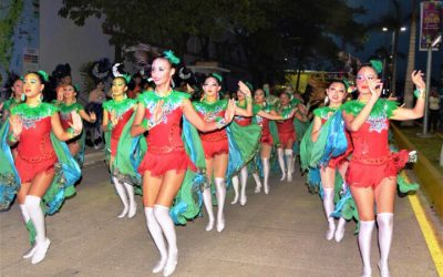 Participa el Instituto de la Cultura y las Artes en las fiestas carnestolendas de Chetumal