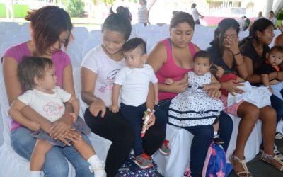 """Para fortalecer el cuidado en el embarazo y los dos primeros años de vida del bebé la Secretaría de Salud cuenta con aplicación """"misalud"""""""