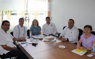 Sesiona Consejo Estatal para el Desarrollo de la Competitividad de la Micro, Pequeña y Mediana Empresa del Estado de Quintana Roo